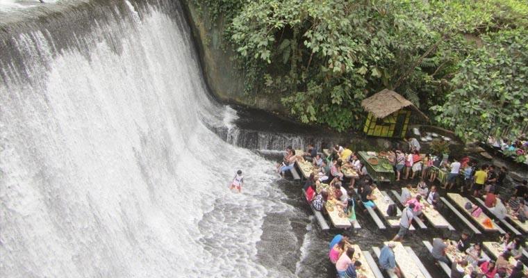 1 Labassin Waterfall Restaurant