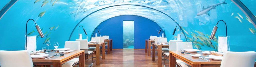 I 10 ristoranti più suggestivi al mondo