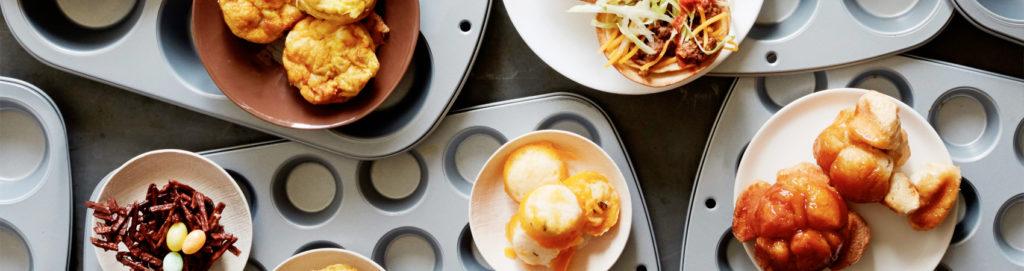 Idee creative per utilizzare gli stampi per muffin