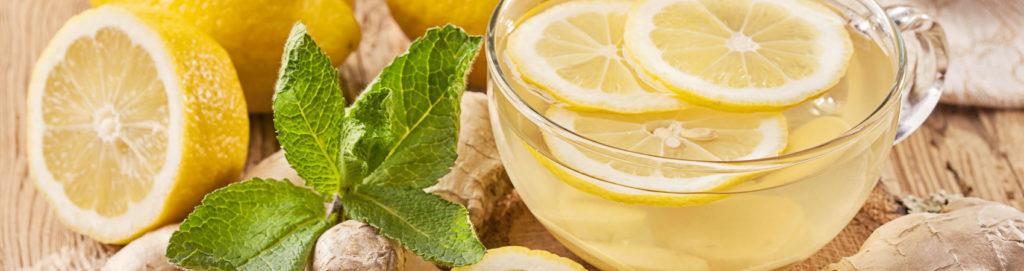 Zenzero e Limone, i benefici