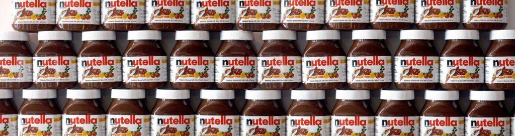 Dieci curiosità sulla Nutella