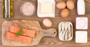 pesce e formaggi