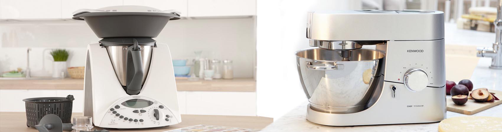 Robot da cucina a confronto