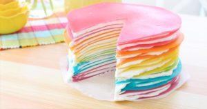 mille-crepe-rainbow-cake