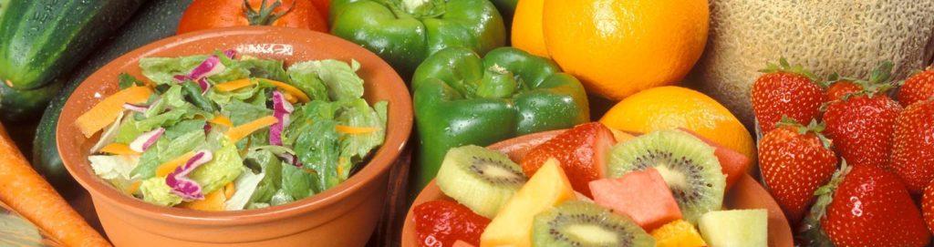Frutta e verdura sono il segreto della felicità