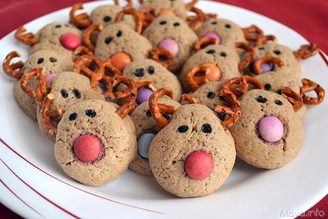 biscotti-renna