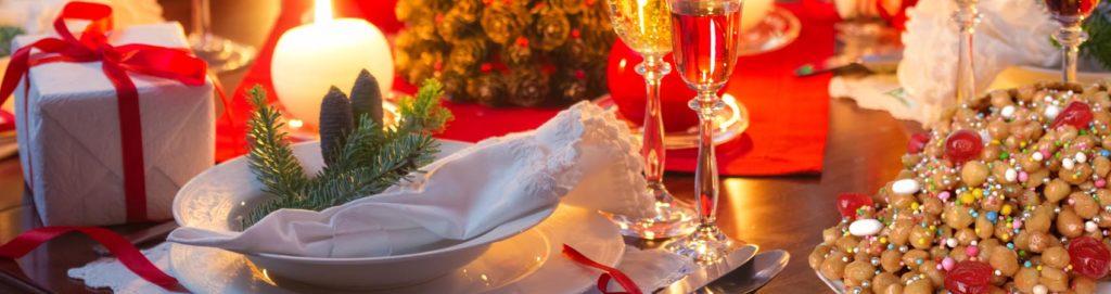 Il pranzo di Natale napoletano
