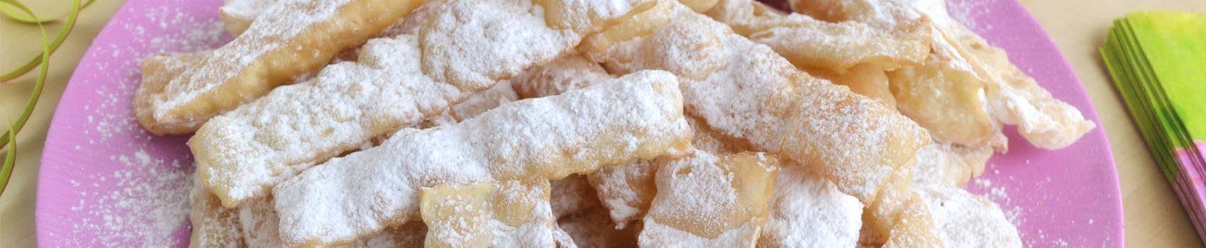 I dolci di Carnevale regione per regione