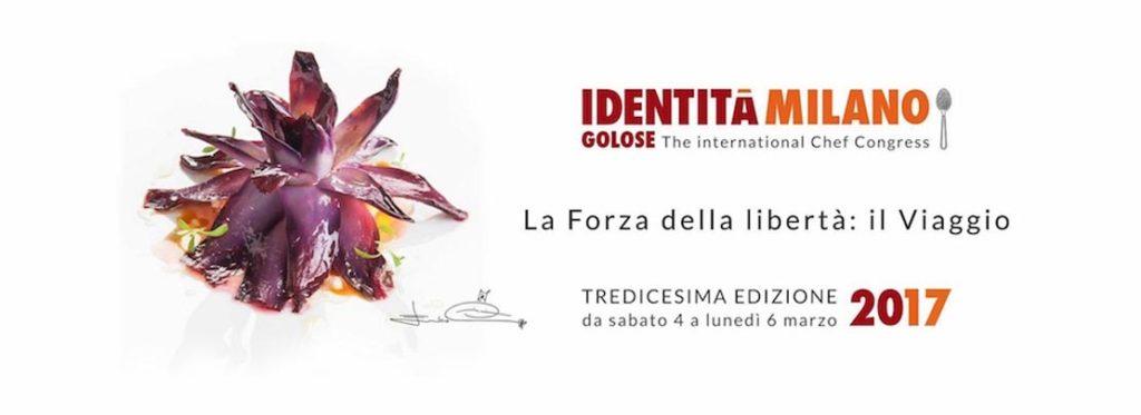 La nuova edizione d'Identità Golose a Milano