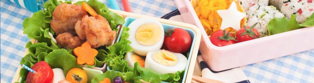 Come preparare un lunch box