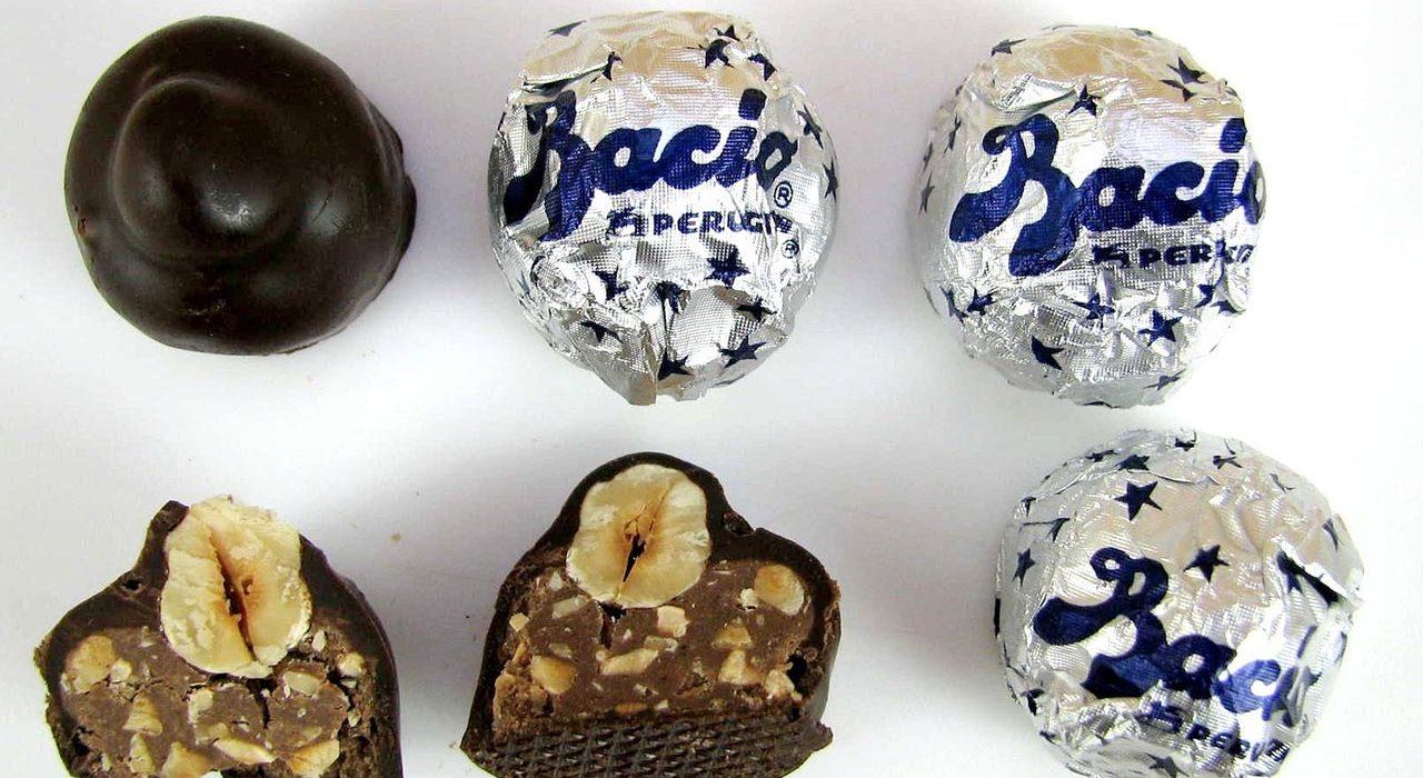 Baci Perugina: il cioccolatino italianoche ha il sapore dell'amore