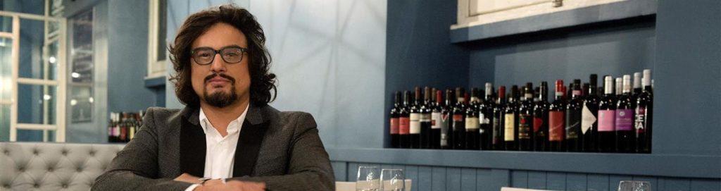Alessandro Borghese: lo chef giramondo ed il suo nuovo libro