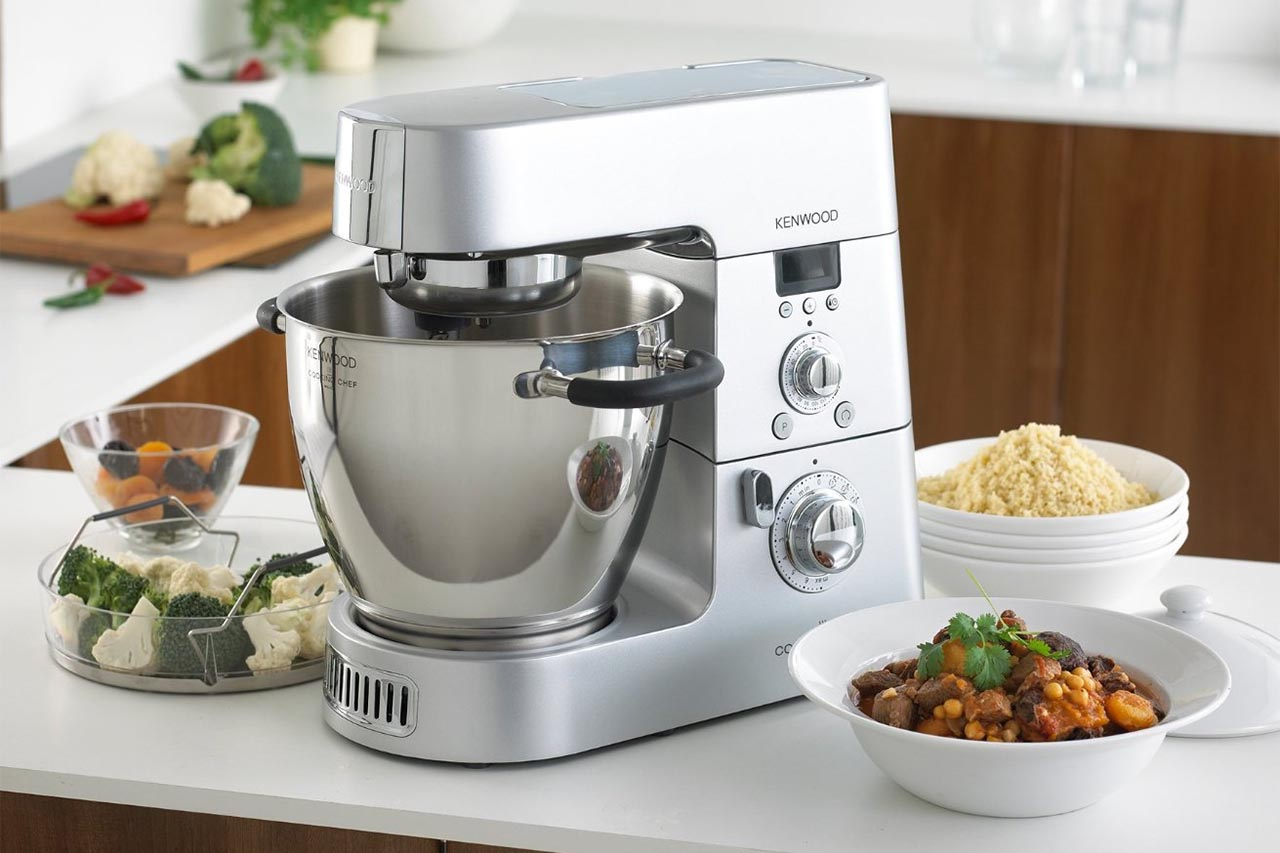 Cosa Fa Il Cooking Chef Kenwood