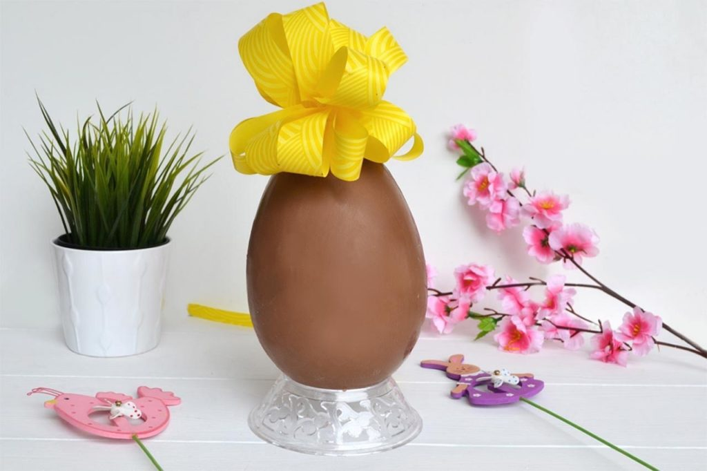 uova di pasqua fatto in casa