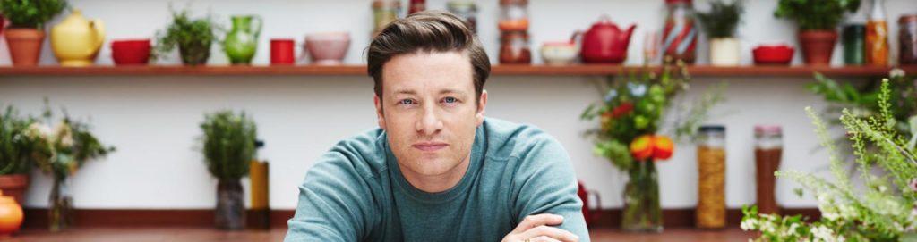Jamie Oliver: lo chef più amato del Regno Unito e non solo