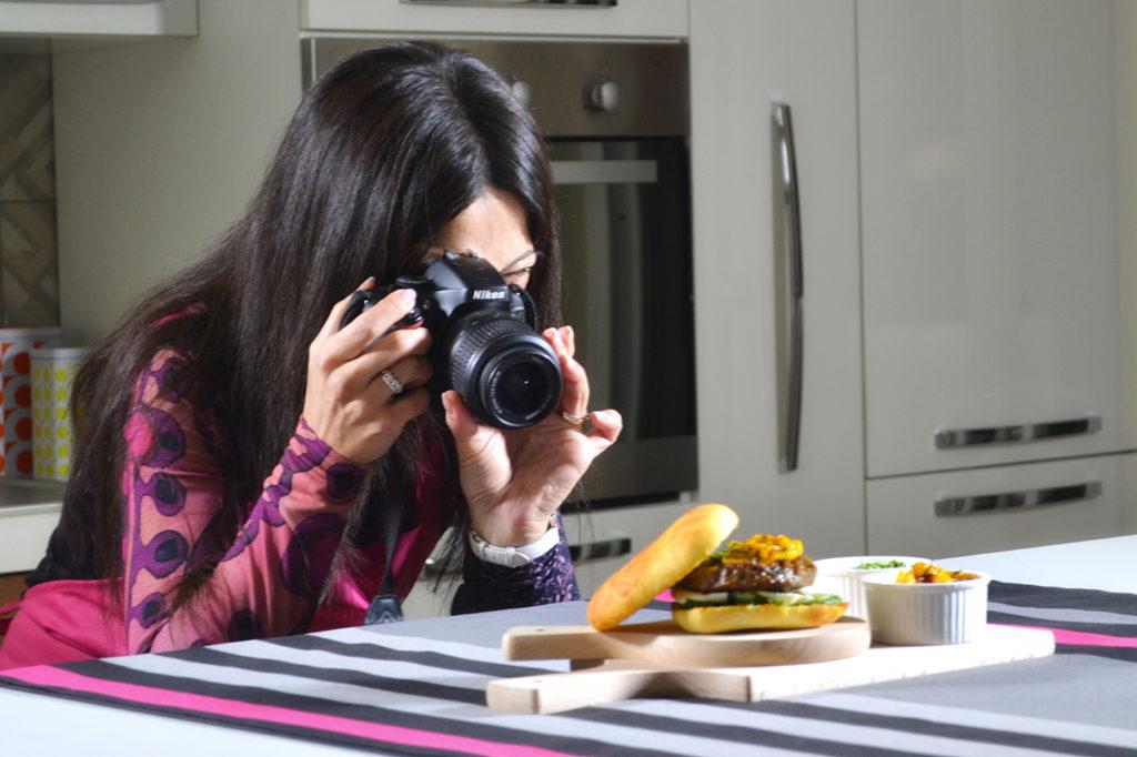 fotografare cibo misya