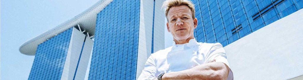 Gordon Ramsay: lo chef più amato ed odiato della tv