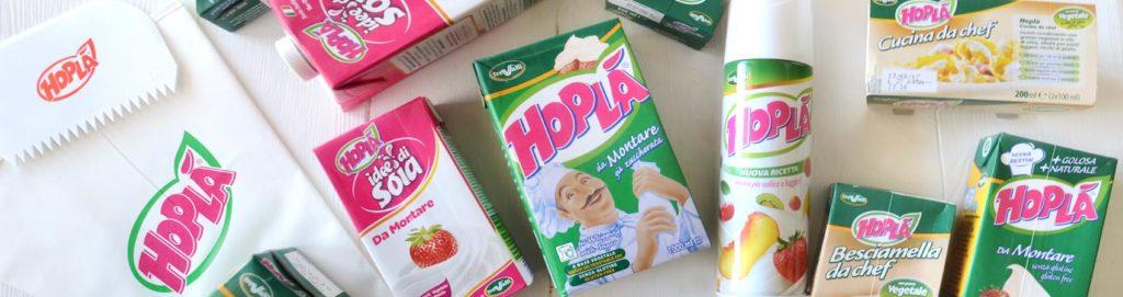 Il dolcissimo mondo Hoplà: tanti prodotti sani e gustosi