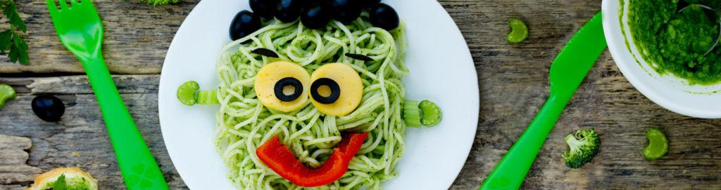 Come far mangiare le verdure ai bambini: ecco qualche trucchetto