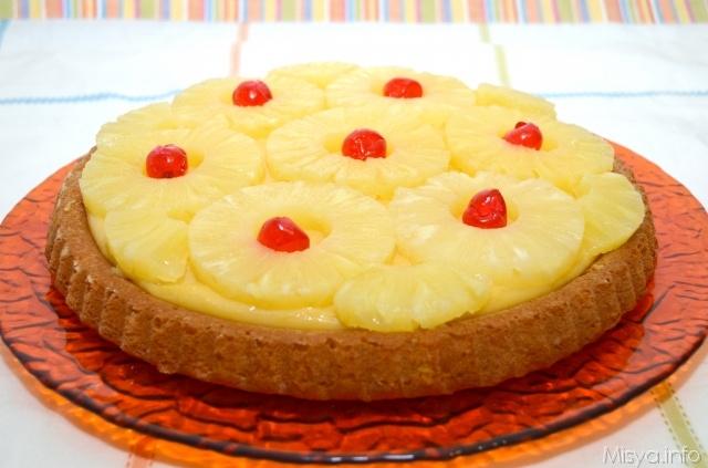 crostata-ananas-morbida
