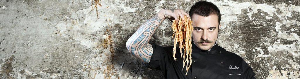 """Chef Rubio, da """"Unti e bisunti"""" ai nuovi progetti"""