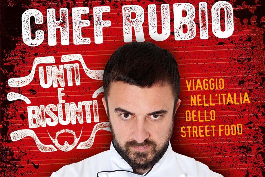 chef rubio libro