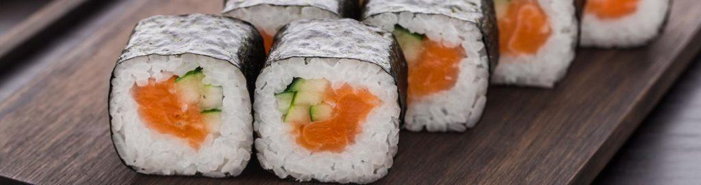 Dove mangiare il miglior sushi a Napoli
