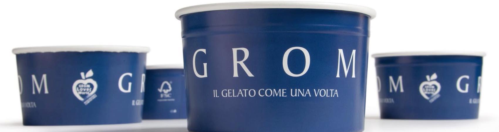 Grom: da Torino al mondo con il nuovo gelato in barattolo
