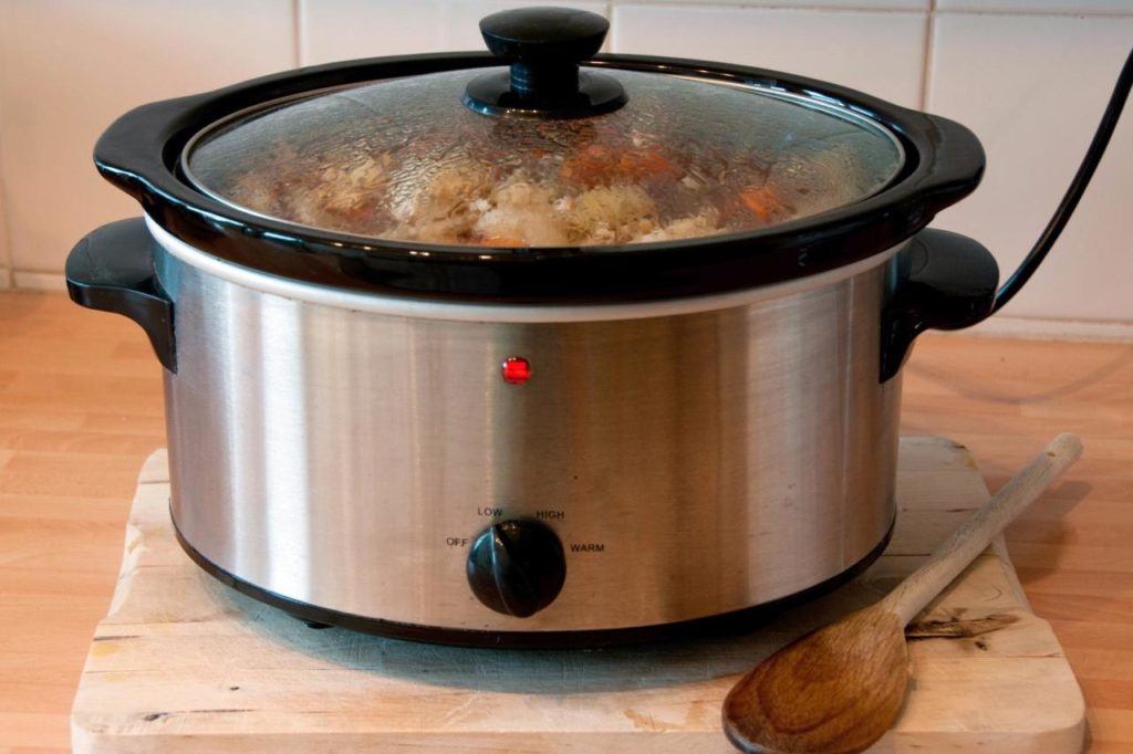 0 - slow cooker