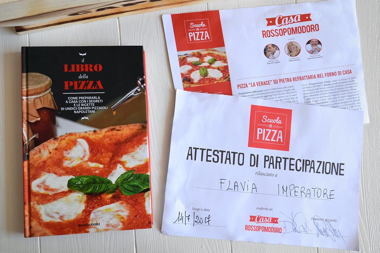 Libro Le Ricette Di Misya come fare la pizza in casa come in pizzeria