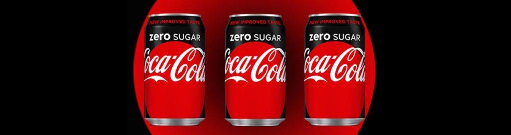 La Coca Cola lancia la Coca Zero Zuccheri: è addio alla Coca Zero?