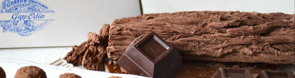 Il regno del cioccolato Gay Odin ed i golosi tartufini foresta