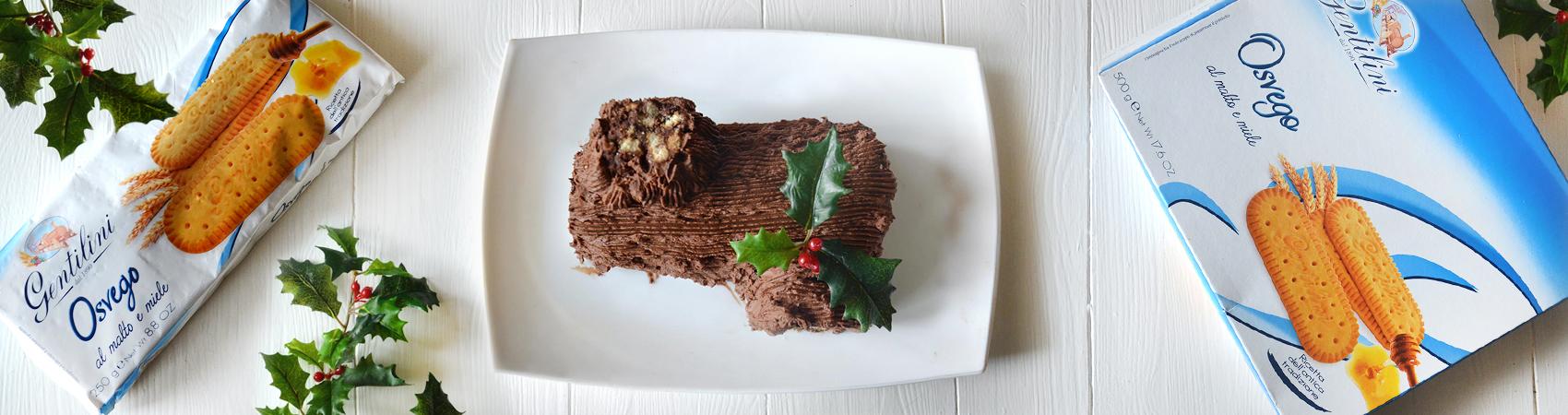 I biscotti Gentilini: un grande classico che si trasforma in un dolce unico