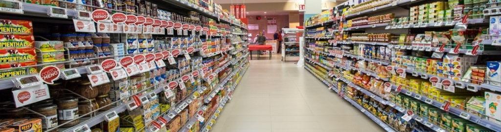 Arrivano i supermercati con il cibo low cost