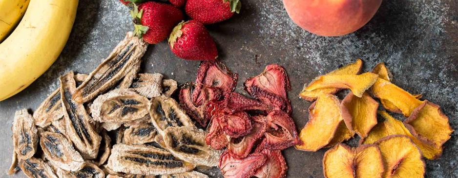 Frutta secca: come prepararla in casa