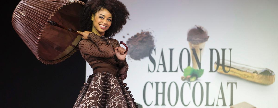 Salon Du Chocolat 2018: non possiamo mancare
