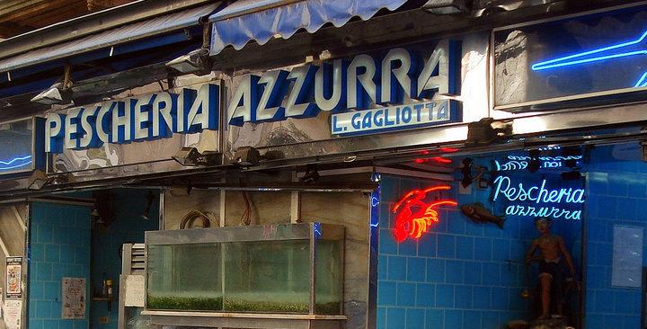 Pescherie che si trasformano in ristoranti: le migliori di Napoli