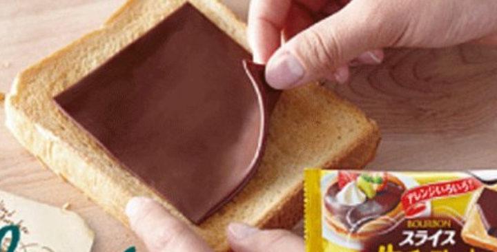 In Giappone impazza la mania per le sottilette di Nutella