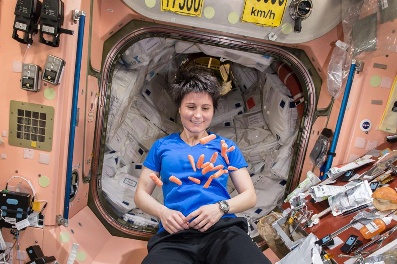 nasa food for astronauts - HD1200×792