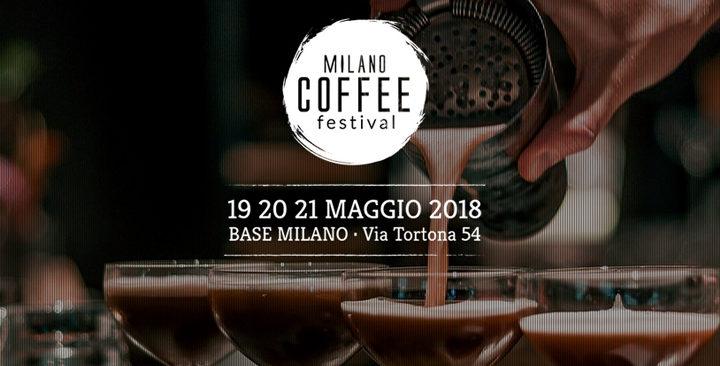 In arrivo il Milano Coffee Festival
