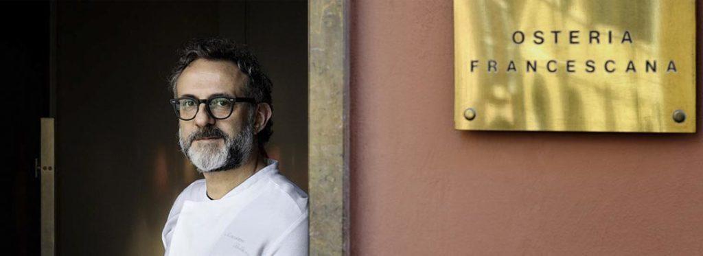50 Best Restaurants: Massimo Bottura e l'Osteria Francescana tornano sul tetto del mondo