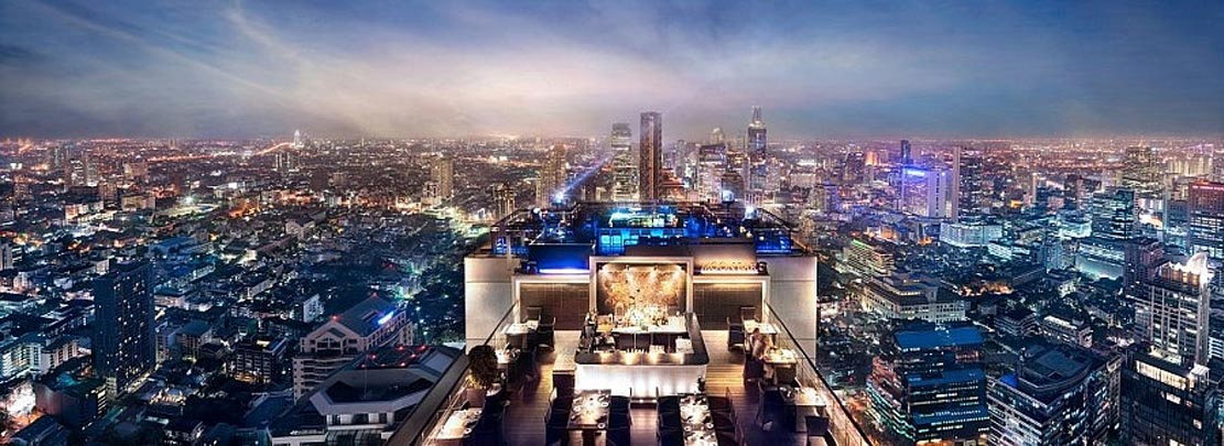 Sky bar: l' aperitivo con vista, i più belli del mondo