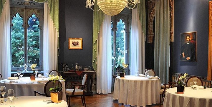 Villa Crespi, la dimora dello chef Cannavacciuolo