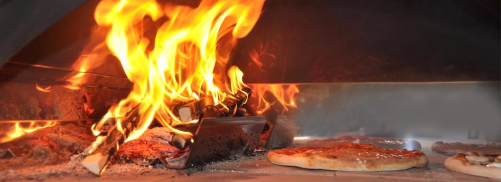 Forno a legna per pizze