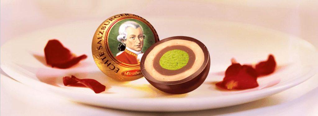 Le Palle di Mozart, una dolcezza austriaca