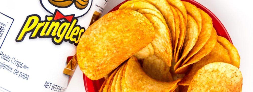 Cose che non sapevi sulle Pringles