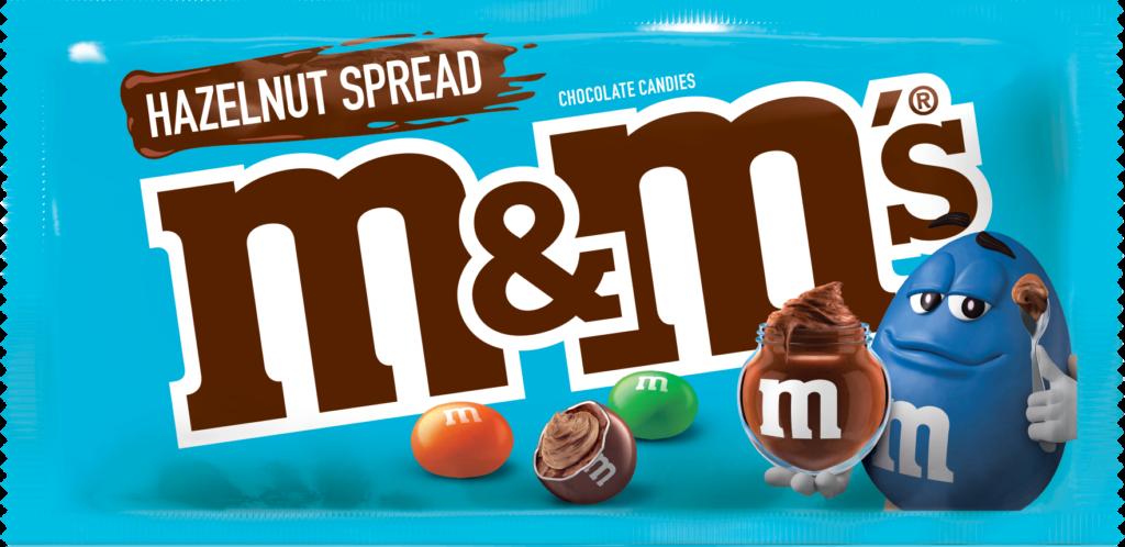 Un sogno che si avvera: arrivano le M&M's alla Nutella!