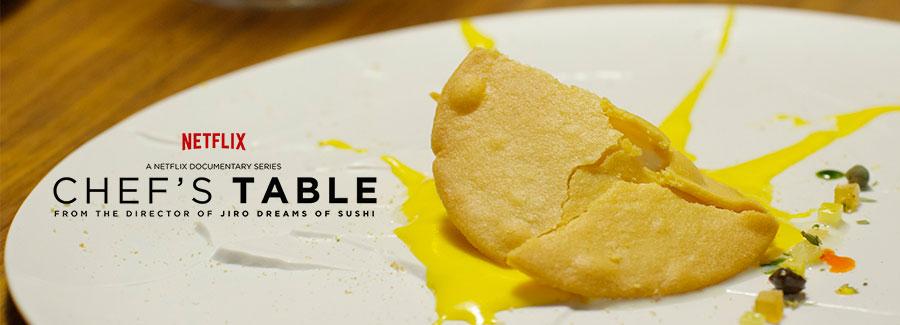 Chef Table: Netflix ci regala una vera chicca