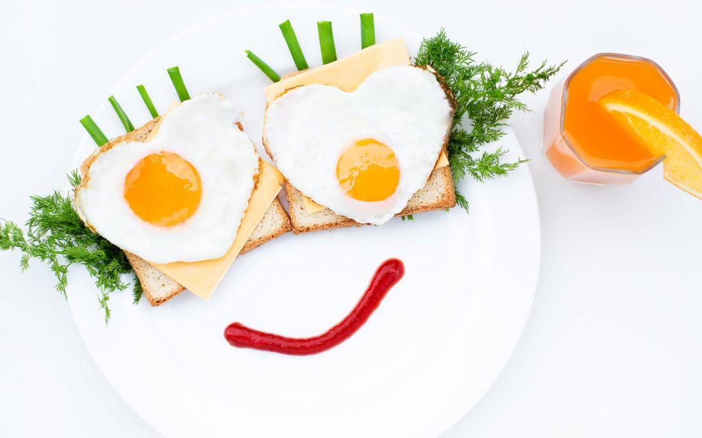 I profumi del cibo che ci rendono felici e ci danno serenità