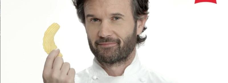 Chef e pubblicità, quando il testimonial viene dalla cucina